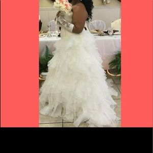 Dresses & Skirts - Plus sized Wedding Gown